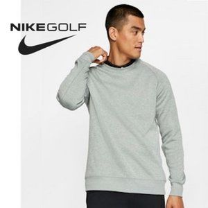 Nike Dry Men's Crew Knit Sweaters Golf